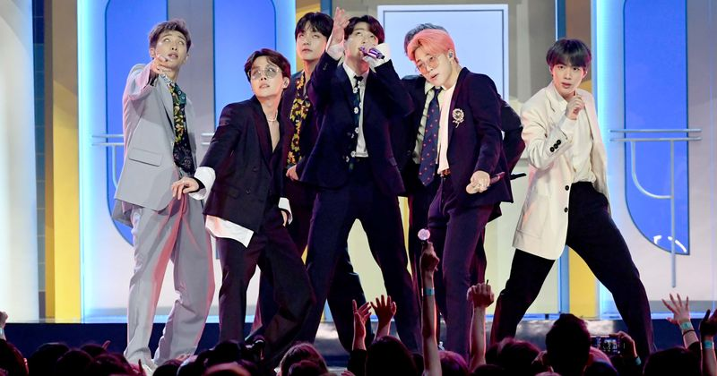 'Dick Clark's New Year's Rockin' Eve With Ryan Seacrest 2020': BTS' performance leaves fan army raving for more
