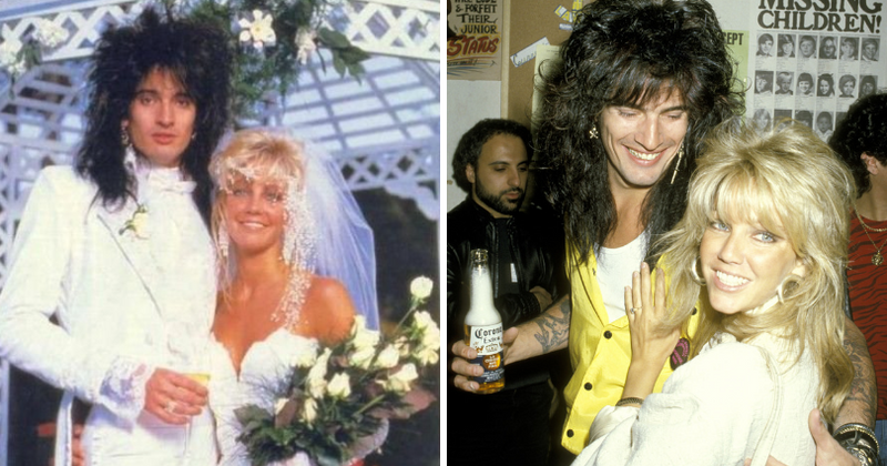 Motley Crues Tommy Lee Was Caught Cheating On Wife Heather Locklear With A Porn Star -6621