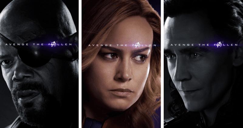 Avengers Endgame Marvel Asks Us To Avengethefallen With New