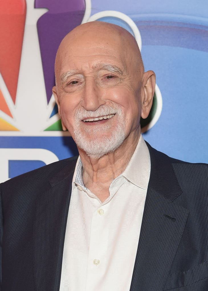 Dominic Chianese attends NBC's New York Mid Season Press Junket at Four Seasons Hotel New York on January 24, 2019 in New York City (Getty Images)