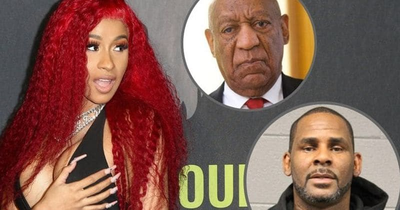 Cardi B compared to R Kelly and Bill Cosby as first victim emerges claiming he was drugged and robbed