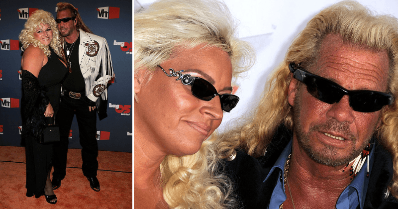 Dog The Bounty Hunter says his cancer-battling wife wants to spend her last days 'on the hunt'