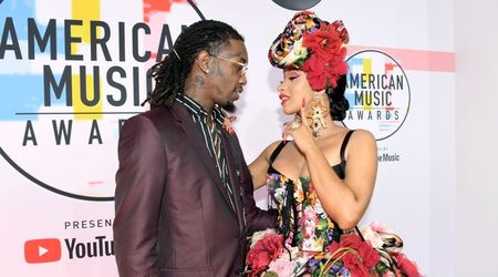 8bb14fd7d91 Offset comes out in support of Cardi B after her old video sparks  widespread outrage