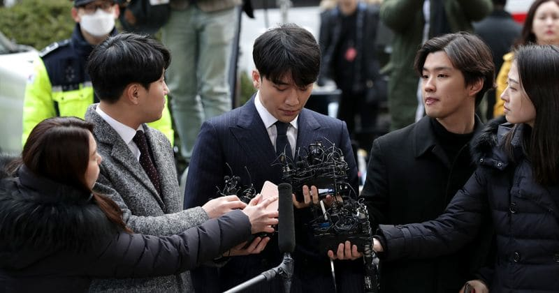 Seungri's 'Burning Sun' scandal, Jang Jun-young's sex tapes, Jang Ja