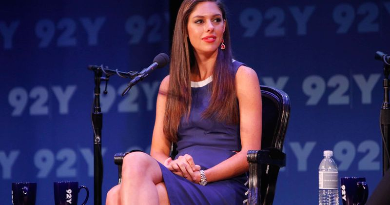 Abby Huntsman >> Abby Huntsman Exits The View To Back Dad S Utah Governor