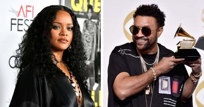 Rihanna denies asking Shaggy to audition for her new album after he snubbed a collab offer