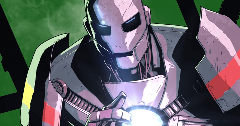 Top 5 Comic Book Moments of the Week — January 15: Blade's new clothes, the magical power of the NHS and more