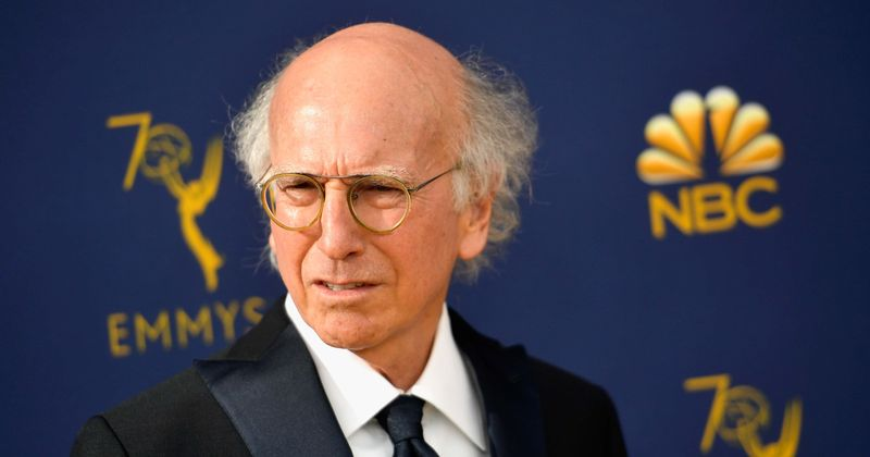 Larry David's 'Curb Your Enthusiasm' outdoes Seinfeld's popularity as it comes back with Season 10
