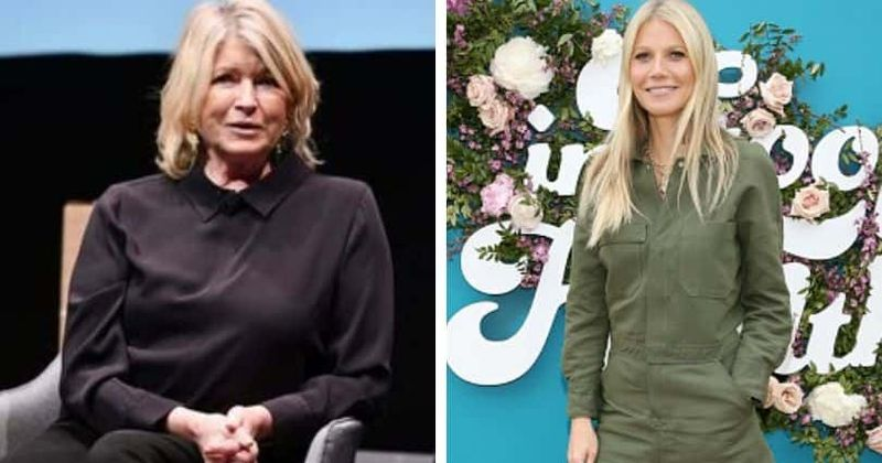Martha Stewart shades Gwyneth Paltrow's 'vagina-scented' candle, says 'horny guys' have made it a success