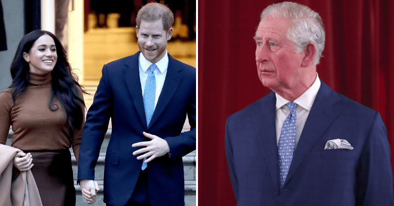 Prince Charles expected to continue funding Prince Harry and Meghan Markle after couple gives up public funds