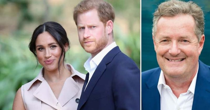 Piers Morgan calls Meghan 'shameless piece of work' who made Harry 'ditch' family: 'Surprised it took her so long'