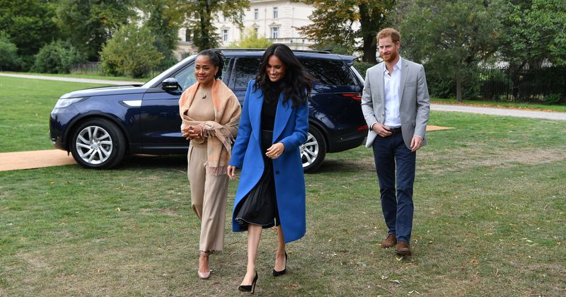 Meghan Markle's mother Doria Ragland defends daughter after Megxit: 'Meghan is strong and will always be okay'