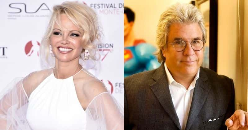 Pamela Anderson marries 'A Star is Born' producer Jon Peters in surprise 5th wedding: 'I'm a lucky woman'