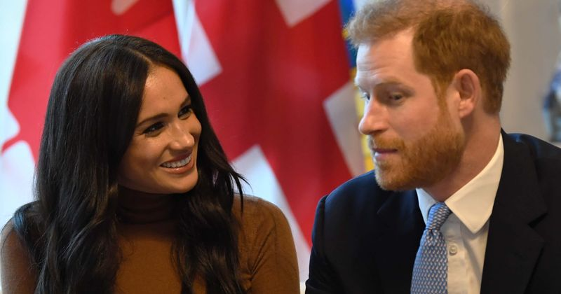 Meghan and Harry should S use Sussex Royal brand, says Queen's aide: 'You are either royal or you are not'