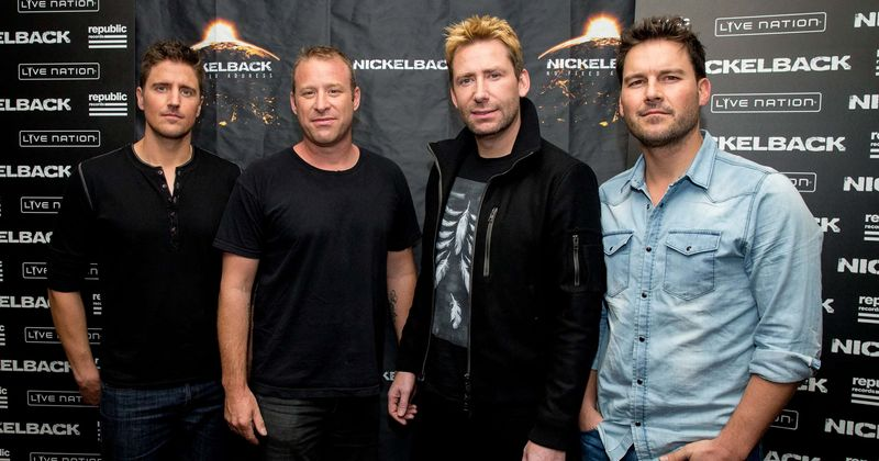 Nickelback to celebrate 15th anniversary of best-selling album 'All the Right Reasons' with 2020 summer tour