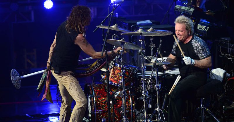 Aerosmith drummer Joey Kramer sues band for allegedly forcing him to audition and miss 2020 Grammy performance