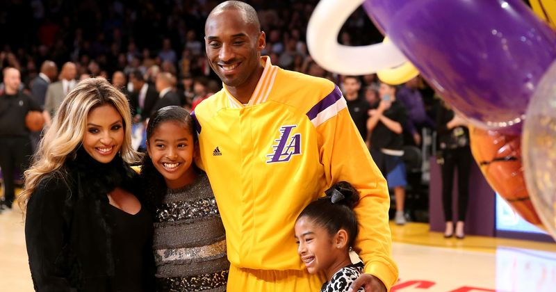 Our Relationship Is S T Kobe Bryant Revealed Rocky Relationship With Parents After Marrying Vanessa Meaww