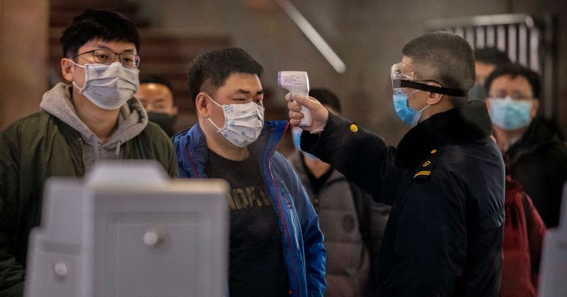 Wuhan coronavirus: China is secretly cremating bodies and lying in the official figures, say shocking reports