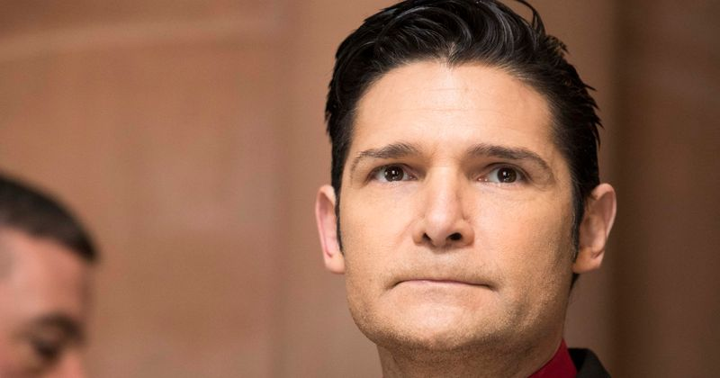 Corey Feldman's new documentary that will expose Hollywood's 'pedophile ring' will be aired only ONCE