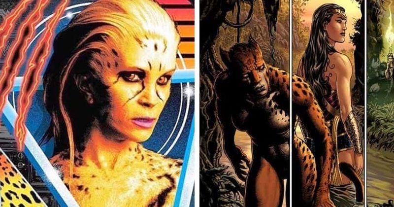 Wonder Woman 1984': Kristen Wiig's first look as Cheetah is a lot ...