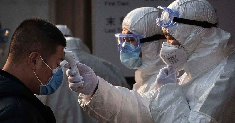 Coronavirus: Deadliest day yet as 97 die in 24 hours in China pushing global death toll to 910
