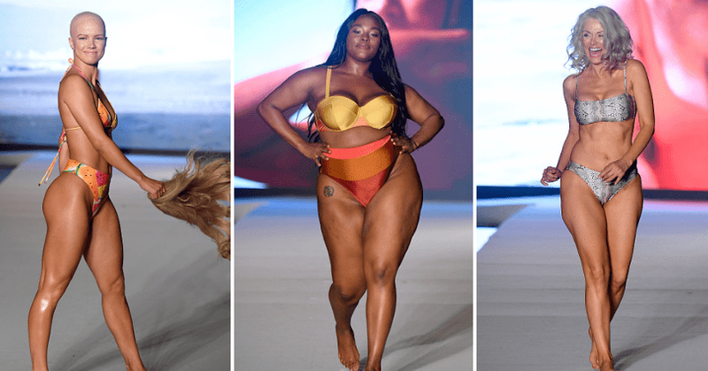 Sports Illustrated Swimsuit Issue Lauded For Most Diverse Top 6 Picks Ever Pay Attention To Their Stories Meaww
