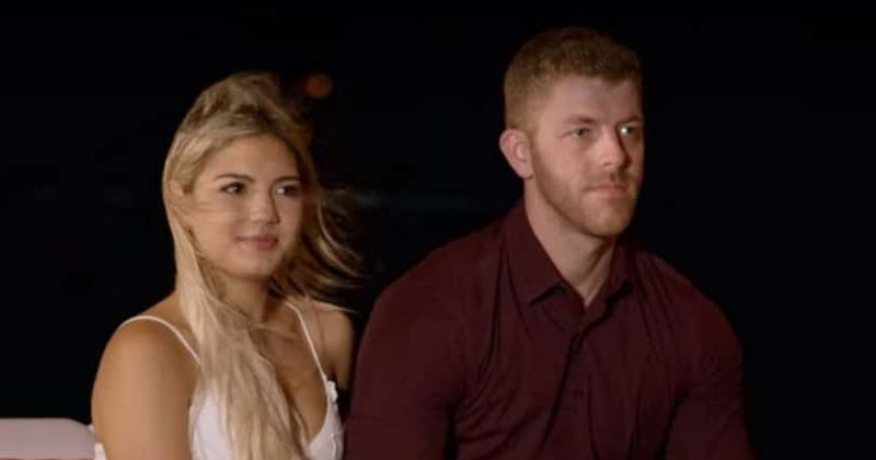 Love Is Blind Damian Weds Giannina Despite His Mother S Warning Against Marrying A Wh E Off A Reality Tv Meaww