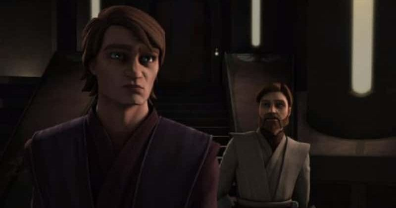 'Star Wars: The Clone Wars': Fans are exultant over show confirming that Obi-Wan knew Anakin's big secret