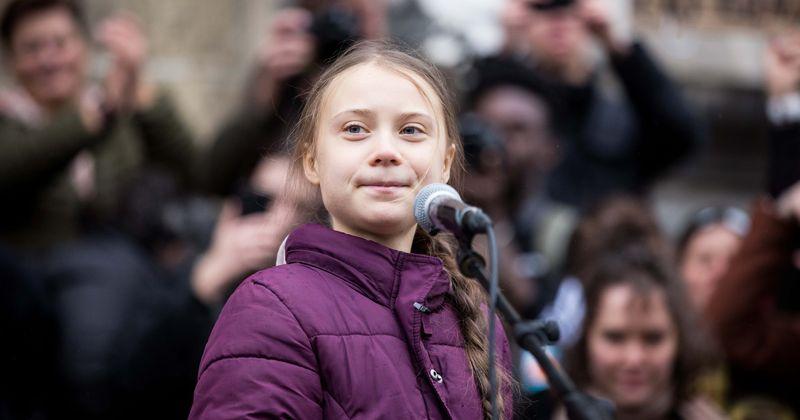 Greta Thunberg Sexually Explicit Image Activist Says Critics Are