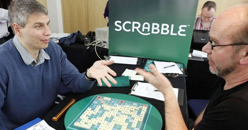 The scandal that rocked the world of Scrabble