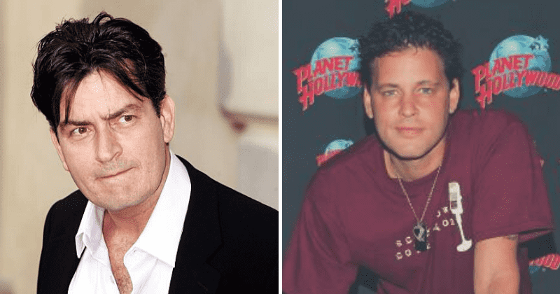 Charlie Sheen Sodomized Corey Haim Between 2 Trailers And Used Crisco Oil As Lubricant Claims Feldman Film Meaww
