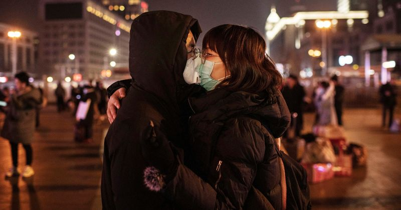 Coronavirus: Divorce rate spikes in China as couples spend too ...