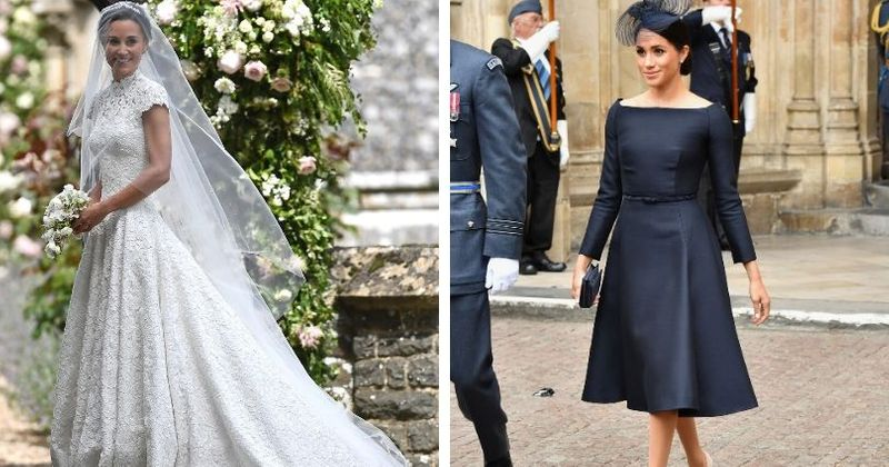 pippa middleton did not want meghan markle at her wedding as she was scared of being overshadowed meaww pippa middleton did not want meghan