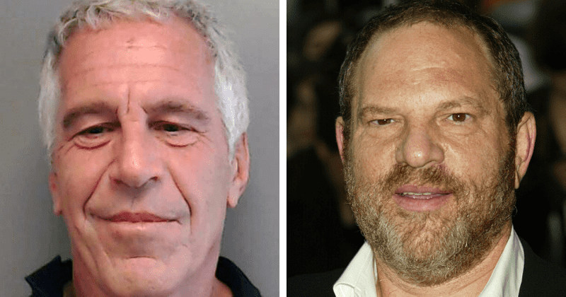 Jeffrey Epstein kicked Harvey Weinstein out of his home after he assaulted one of his sex slaves, says lawyer