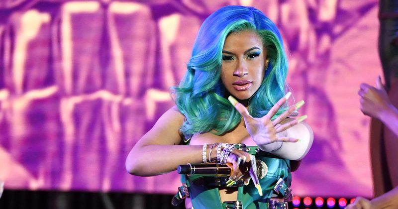 Remix of Cardi B's rant on coronavirus climbs iTunes chartsas rapper says she's donating proceeds from song