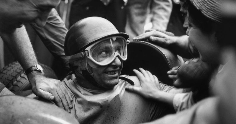 'A Life of Speed: The Juan Manuel Fangio Story' Review: How art and ability broke hurdles for racing legend