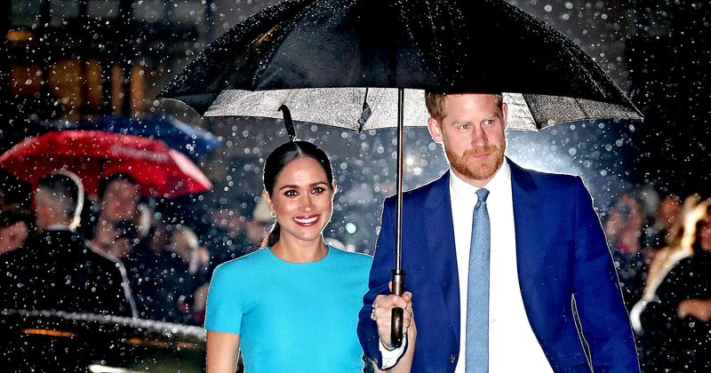 Meghan thought she could drive around in a golden coach when she wed Harry, says Princess Margaret's confidante