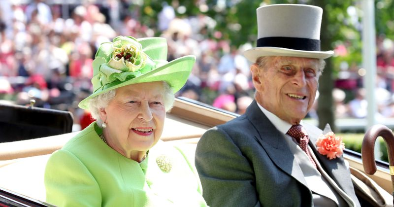 Coronavirus Brings Queen And Philip Together As Royal