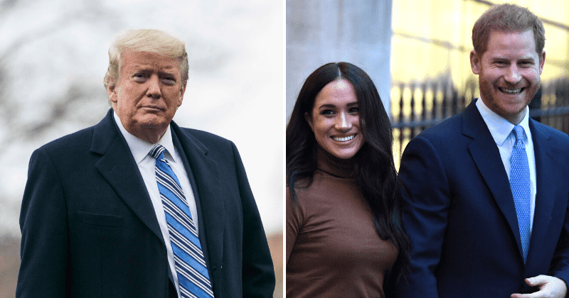 Trump's the final word on Harry and Meghan's taxpayer-funded security in US, they must ask for 'special help'