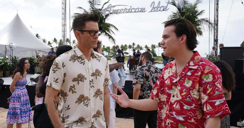 'American Idol' Season 18: Jonny West sings 'You Found Me' and Katy Perry learns why Margie believes in him