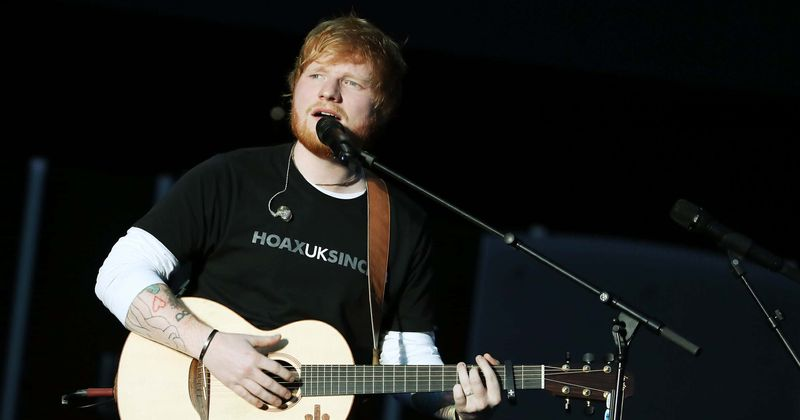 Ed Sheeran strikes back! Singer tries to stop neighbor from modifying property after he objected to Ed's pool