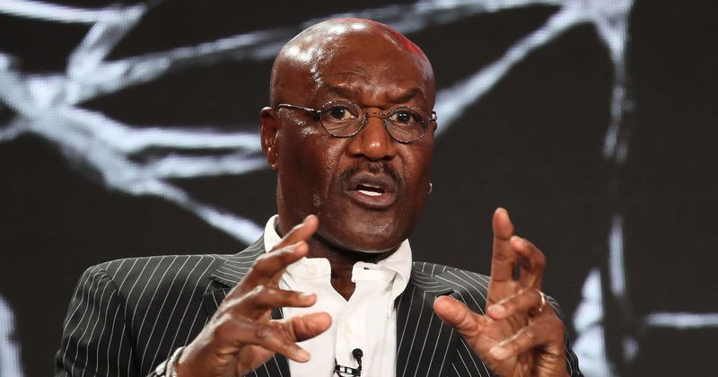Delroy Lindo trends on Twitter after 'The Good Fight' clip where he pushes newscaster to use slur goes viral