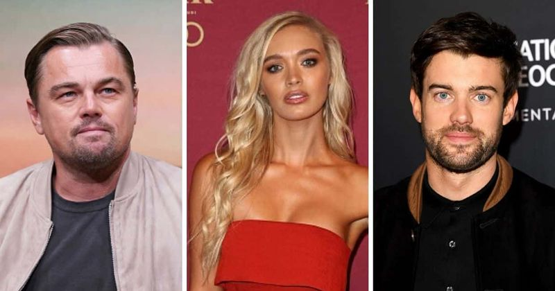 Jack Whitehall in isolation with Leonardo DiCaprio's ex-girlfriend Roxy Horner days after starting relationship