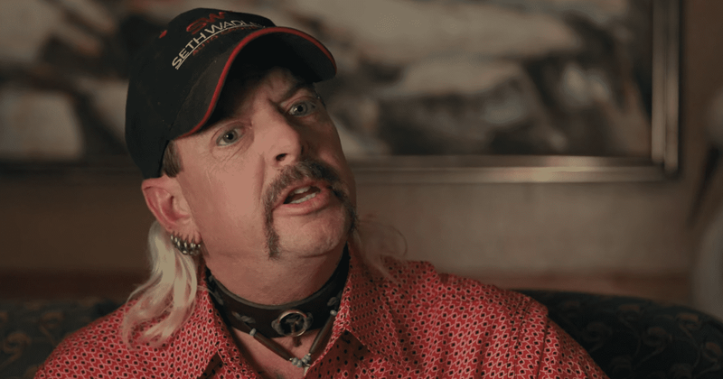 Joe Exotic killed over 100 tigers and would hit cubs if they misbehaved, reveals head zookeeper