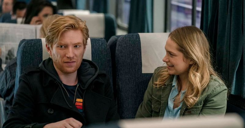 'Run' Episode 3, appropriately titled 'F**k', sees Ruby and Billy finally shed their masks and clothes