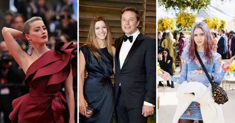Elon Musk S Love Life Was Marred By Divorces To Talulah Riley And Split With Amber Heard Will He Find Love With Grimes Meaww