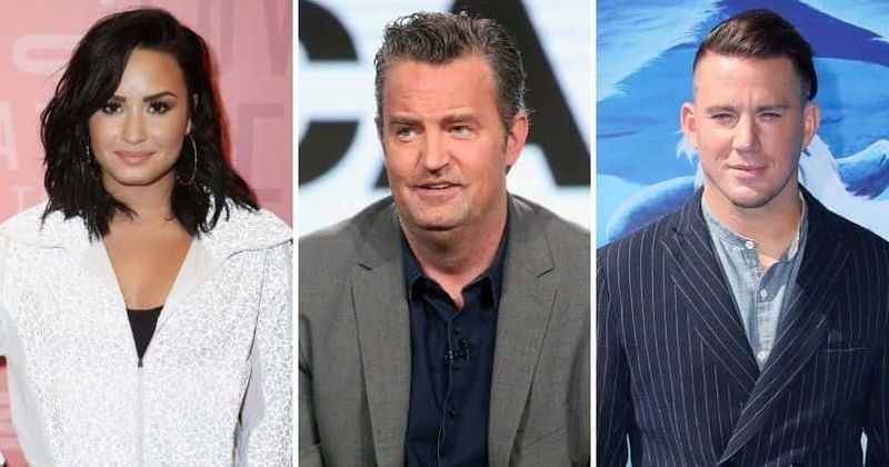 Matthew Perry Dated Yasmine Bleeth