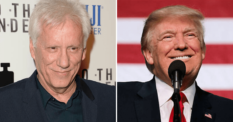 James Woods says Trump is 'vain and insensitive' but loves America more than any US president of his lifetime