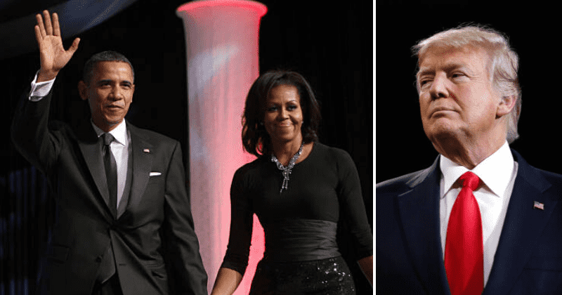 Trump refuses to unveil Barack and Michelle Obama's White House ...