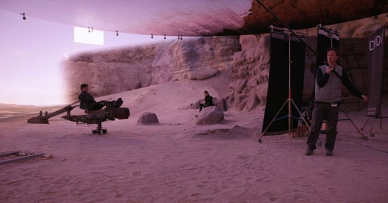 Disney Gallery: The Mandalorian' Season 1 Episode 4: Proud display of what  could end use of green screens forever | MEAWW
